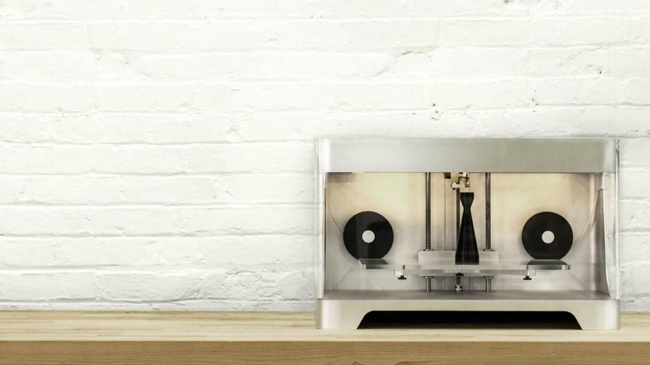 carbon fibre 3d printer